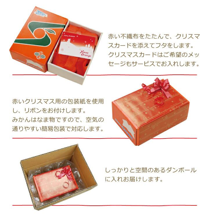 クリスマスオレンジ X mas Orange
