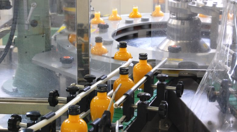 HACCP認定の自社工場で製造しています