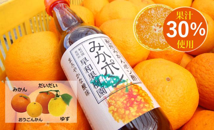 果汁30%含有、まろやかな酸味