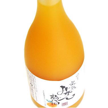 「完熟みかん梅酒」の特徴