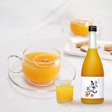 みかん梅酒